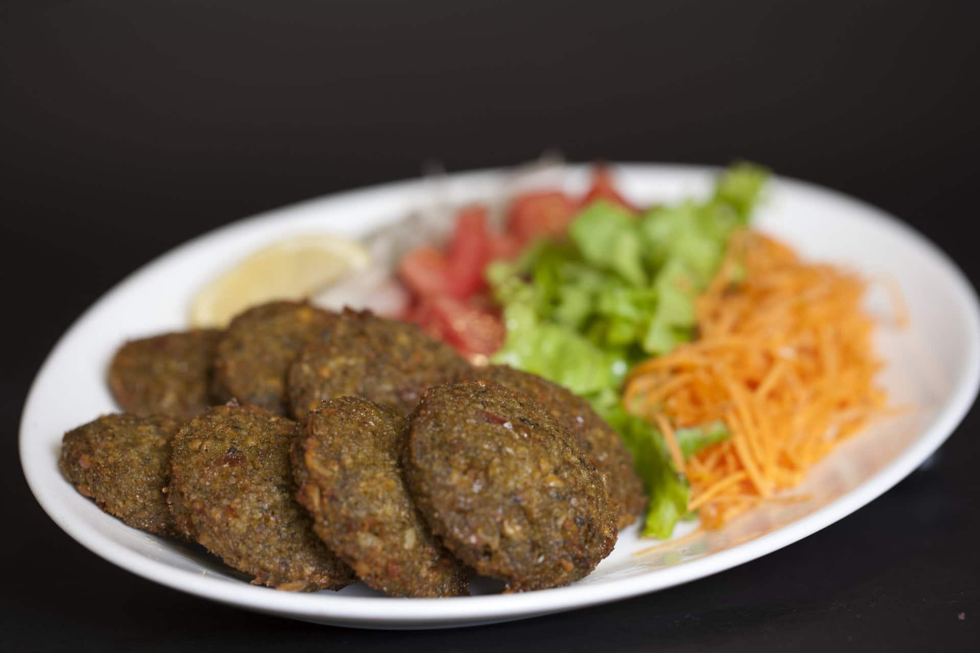 Özer Assiette falafel