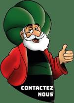 Logo Özer contact